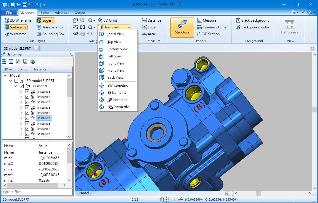 Plt viewer windows | Free online CAD Viewer  View AutoCAD DWG/DXF